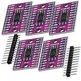 AZDelivery 5 x Tarjeta de expansion TCA9548A I2C IIC Multiplexor Breakout de 8 canales com...