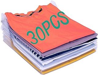 Nifogo Organisateur d'armoire,Organiseur de Vêtements Placards,Chemise Fichier Rangements,Organiseur de vêtements ou de Do...