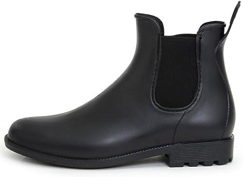 ZXCVBNM Stiefel De Pesca Stiefel Informales Stiefel Al Aire Libre Antideslizantes Stiefel para Adultos