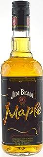 Jim Beam Maple 0,7l limitierte Edition mit Ahornsirup - Bourbon Whisky mit dem Geschmack von Ahornsirup