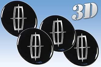 40mm. Wheel stickers Ferrari imitation all size Centre Cap Logo Badge Wheel Trims 3d