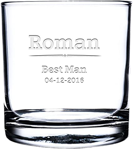Live Laugh Love Custom Clear Rock or Whiskey Glass MAE73218ZN 24 pcs