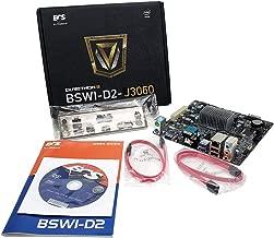 ECS BSWI-D2-J3060 V1.0 Intel J3060 Processor DDR3 SATA3 Motherboard CPU Combo US