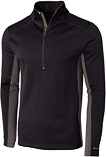 Terramar Beast Extreme-Weight Half Zip Top