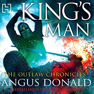 King's Man cover art