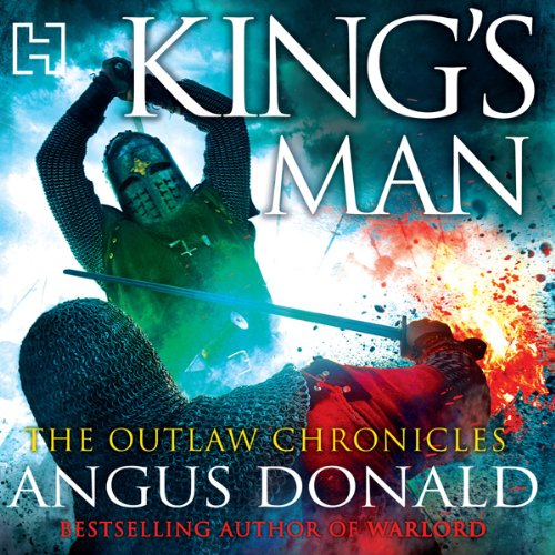 King's Man Audiobook By Angus Donald cover art