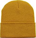 SKIHAT-Long Tim Thick Beanie Skully Slouchy & Cuff Winter Hat Made in USA