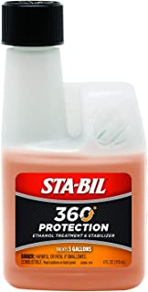 STA-BIL 22295-8 Pack Small Engine Ethanol Treatment and Fuel Stabilizer, 4. Fluid_Ounces, 8 Pack