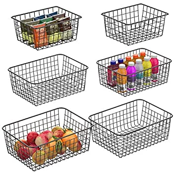 Best storage baskets for pantry Reviews