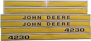 JD4230 Hood Decal Kit Set For John Deere Tractor 4230
