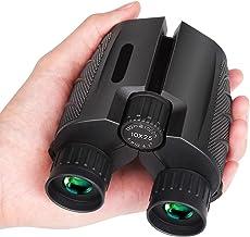 Mieuxbuck 10x25 Compact Binoculars for Adults, Small Binoculars for Bird Watching, Concerts, Hunting, BAK-4 FMC Lens with ...