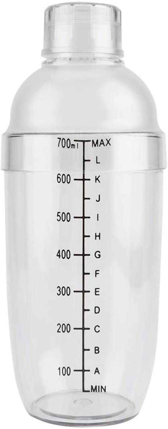 Drink Shaker Transparent discount Cocktail Shakers for Mixer Bar Large special price !!