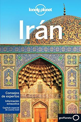 Irán: 1 Guías de País Lonely Planet