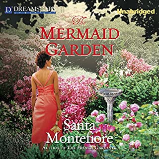 The Mermaid Garden audiobook cover art