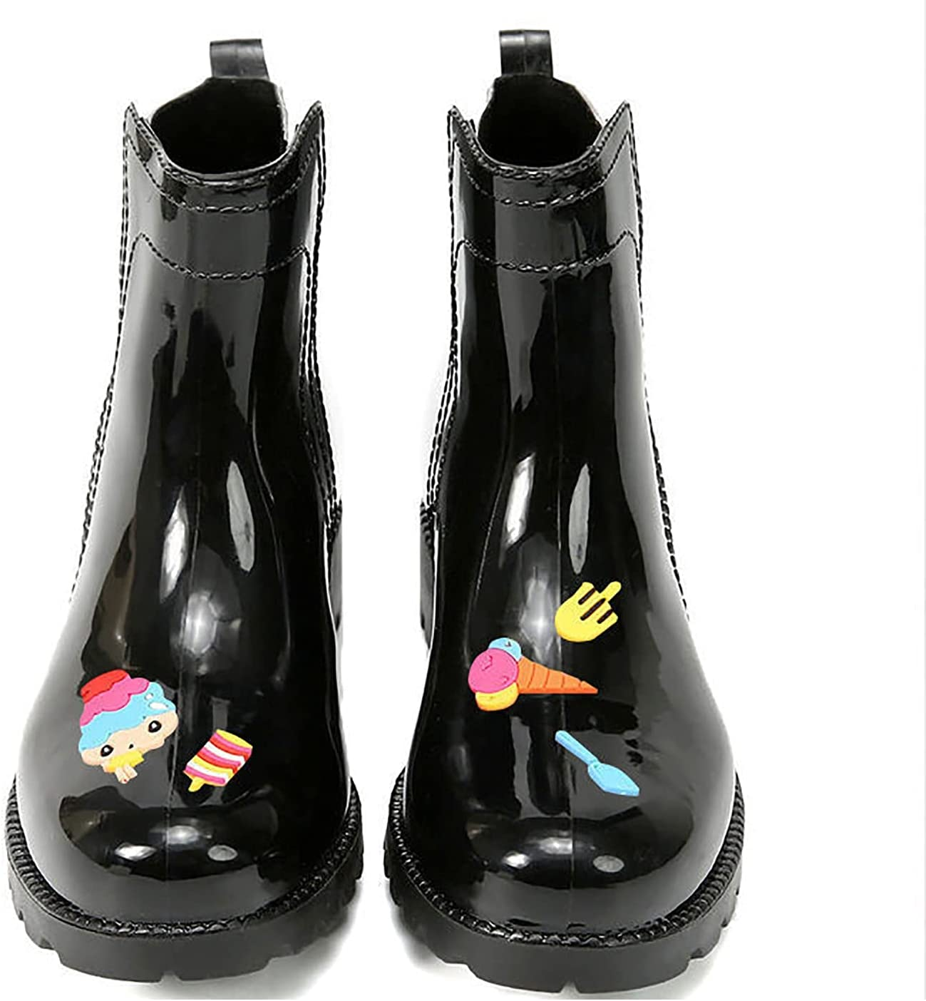 Rain Boots For Women Shoes Fashion Limited price sale Wellies Ankle Max 59% OFF