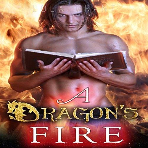 A Dragon's Fire audiobook cover art