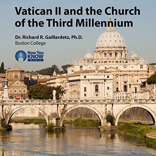 Vatican II and the Church of the Third Millennium audiobook cover art