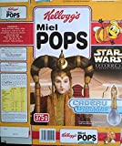 Star Wars - Kellogg's/Choco Krispies - Star Wars-Episode I-La Menace Fantôme - emballage 375 g - plateau de jeu Course de Pods