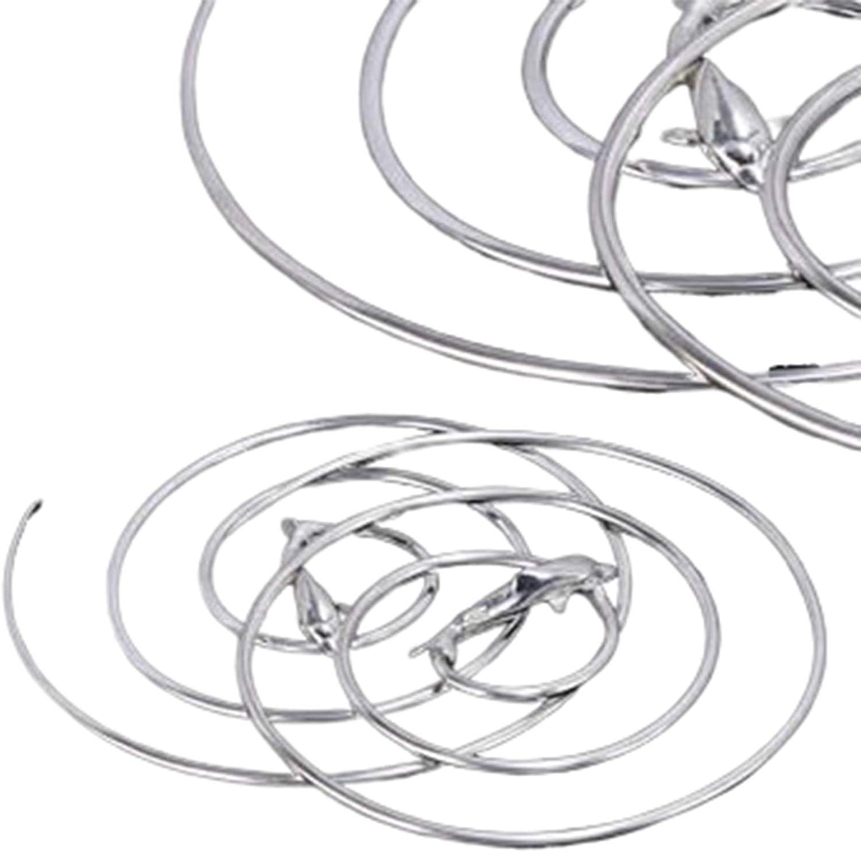 Max 43% OFF Elementals Organics 2mm Direct store - 5mm Dolphin Hoop Earrings Big Silver