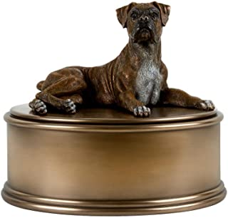 boxer dog urns