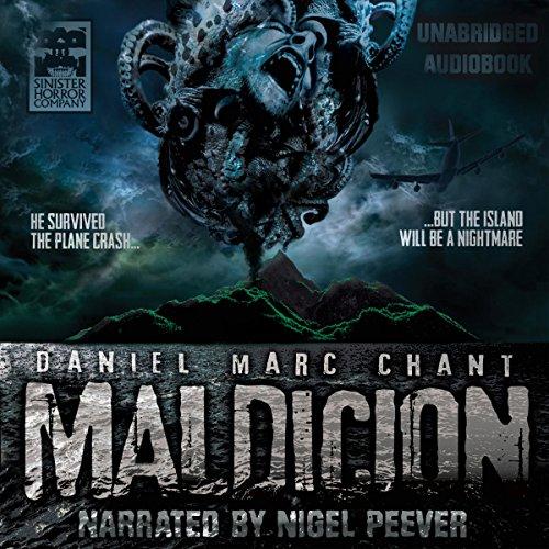 Maldicion audiobook cover art