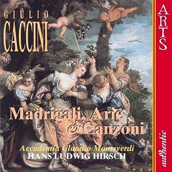 Caccini: Madrigali, Arie & Canzoni
