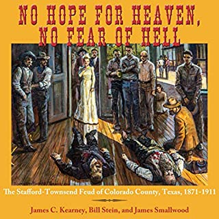 No Hope for Heaven, No Fear of Hell audiobook cover art