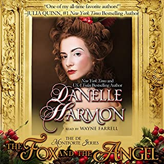 The Fox and the Angel     The de Montforte Brothers, Book 4.5              By:                                                                                                                                 Danelle Harmon                               Narrated by:                                                                                                                                 Wayne Farrell                      Length: 1 hr and 51 mins     1 rating     Overall 5.0