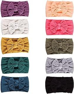 Baby Nylon Headbands Newborn Super Soft Hairband Girls Toddler Hair Accessories