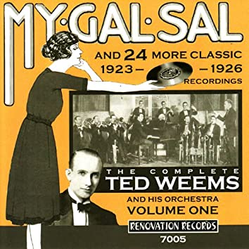 The Complete Ted Weems and His Orchestra Vol. 1 (1923-1926)
