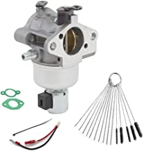 Dosens 20-853-33-S Carburetor Carb Replacement for Kohler Courage SV Series SV590-3230 SV591-3217 SV600-3229 15HP 17HP 18HP 19HP Engine with Gasket & Carbon Dirt Jet Cleaner Tool Kit