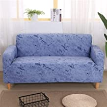 AUWANGAOFEI Splash Dyed Pattern Sofa Cover, Suitable for Living Room Furniture Armchair Dust Protection Mat (Color : A012,...