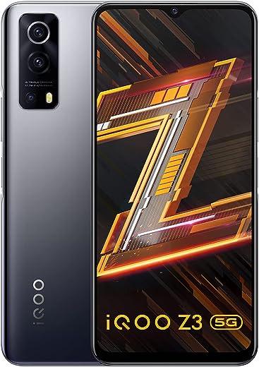 iQOO Z3 5G (Ace Black, 6GB RAM, 128GB Storage)   India's First SD 768G 5G Processor   55W FlashCharge   Upto 9 Months No Cost EMI   6 Months Free…