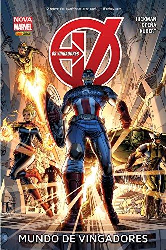 Os Vingadores. Mundo de Vingadores