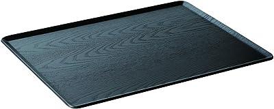 KINTO (キントー) ランチョンマット プレイスマット 430x330mm ウィロー ブラック 22260