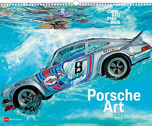 Porsche Art 2021