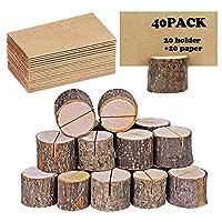 【Das Paket enthält】 20 zylindrische Einsätze + 20 Stück Holzpapier 【Größe】 -1.Zylinderförmige Einsätze: 5 x 5 cm. -2.Holzpapier: 9 x 5 cm 【Hohe Qualität】 Die Stangen sind aus Holz, es ist sehr stark und der Boden ist stabil. Das Papier besteht ebenfa...