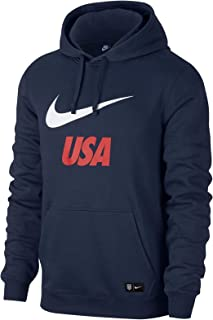 2018 USA Men's Pullover Hoodie