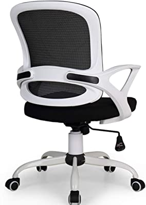 Adjustable Chairs Home Computer Chair Pulley Mesh Chair Office Staff Chair Lift Swivel Chair Office Conference