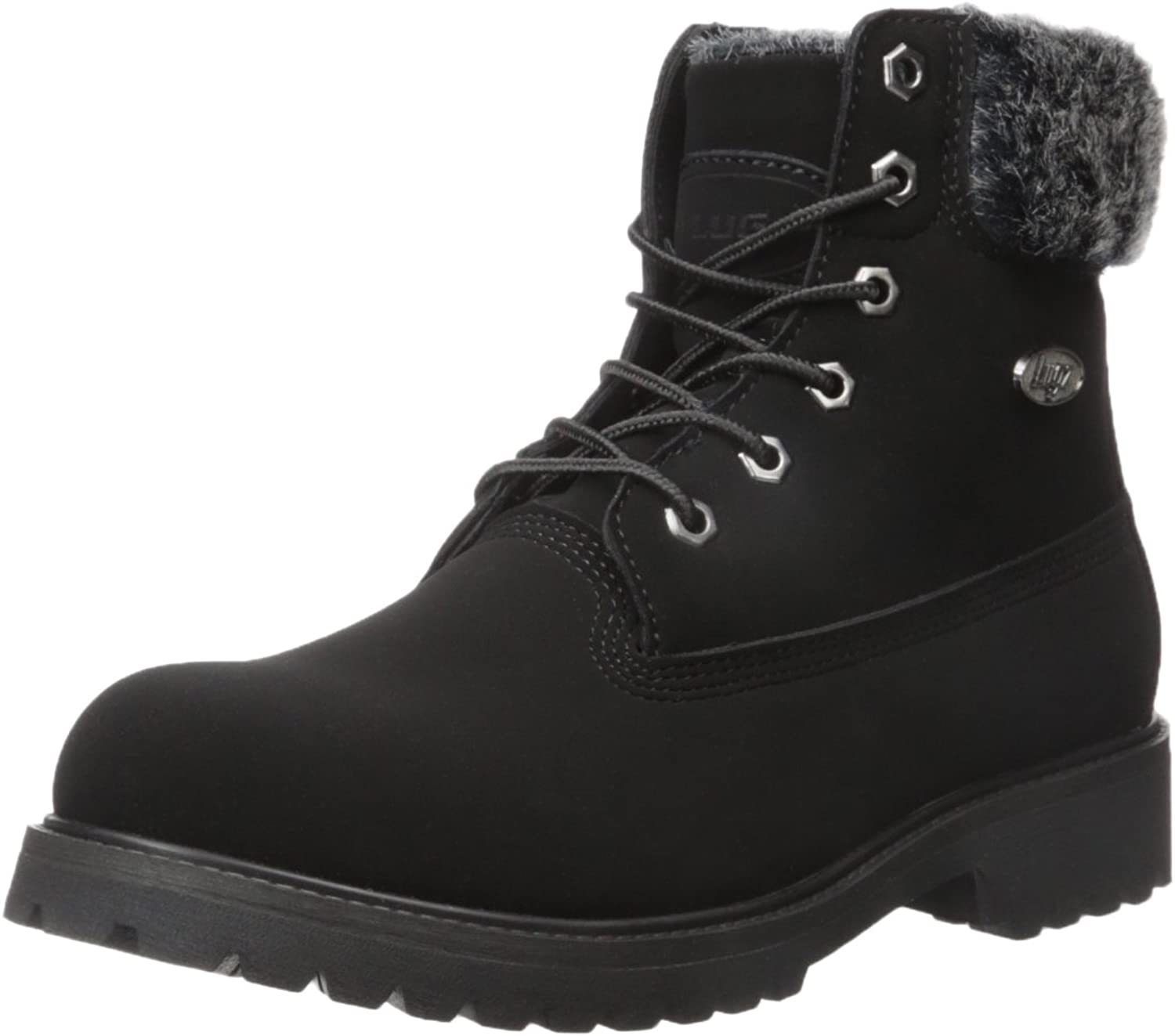 Lugz Womens Convoy Fur Winter Boot