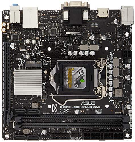 ASUS PRIME H310I-PLUS R2.0/CSM【Mini-ITX】
