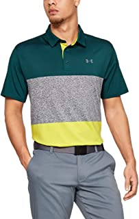 Under Armour Playoff 2.0 Polo Hombre Verde LG