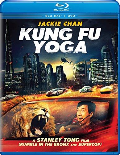 Kung Fu Yoga [Edizione: Stati Uniti] [Italia] [Blu-ray]