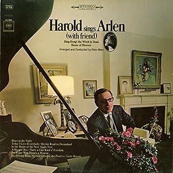 Harold Sings Arlen (With Friend)
