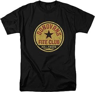 Fite Club Distressed Logo - Ray Donovan Adult T-Shirt