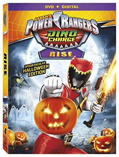 Power Rangers Dino Charge Rise [Edizione: Stati Uniti] [Italia] [DVD]