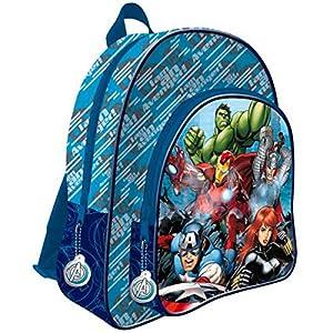 61uJ1DllDkL. SS300  - Avengers : Mochila Escuela Primaria
