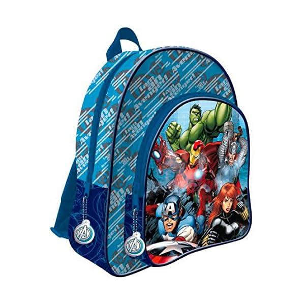 61uJ1DllDkL. SS600  - Avengers : Mochila Escuela Primaria