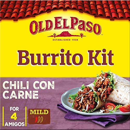 OEP Kit Burrito 620g