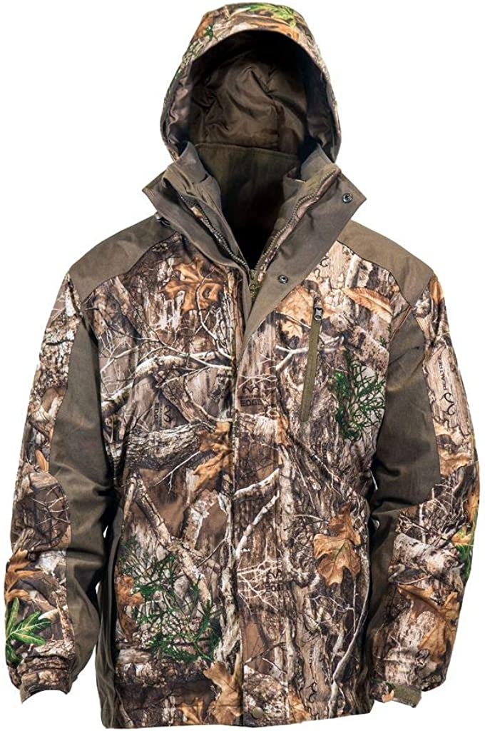 Selling and selling HOT SHOT Popular products Men's 3-in-1 Insulated Parka Camo Waterpr Hunting